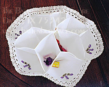 Cotton Cookie Tray