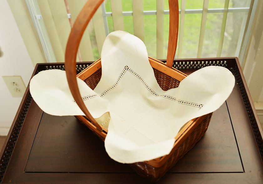 Pearled Ivory color bun warmer