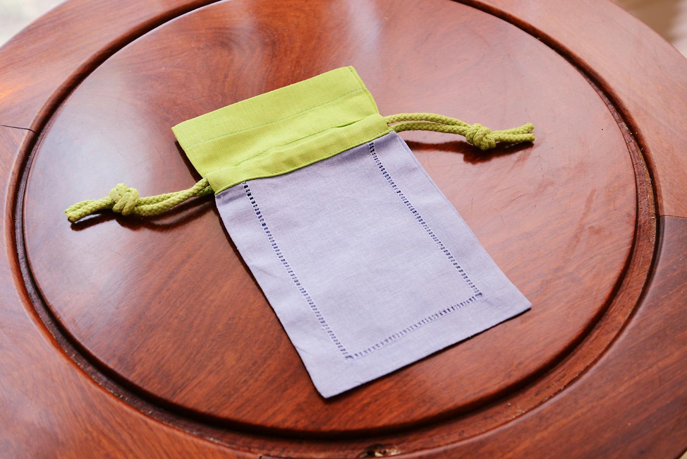 lavender & Green sachet bags